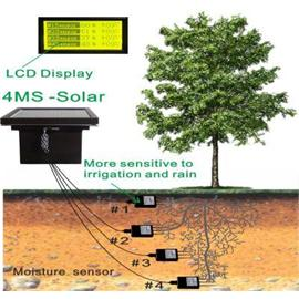 Wireless, Solar powered field controller